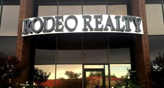 Rodeo Realty - Wall Signs