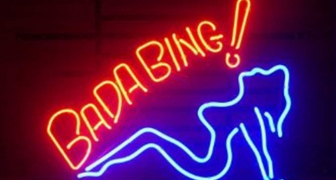 Exposed Neon Sign