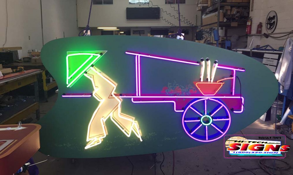 Sign Company -Neon Signs Light Up Your Business- Sign