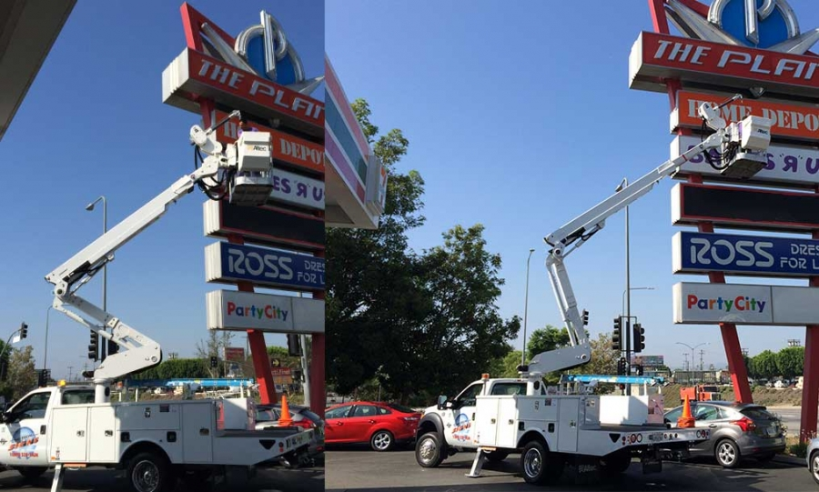 Sign Company Pole Signs Manufacturers In Van Nuys Ca